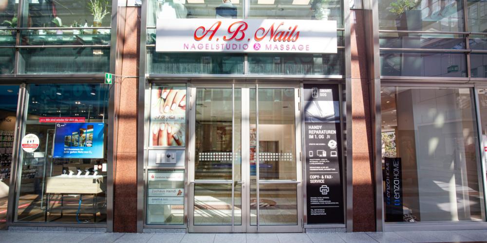 A.B. Nails Massage