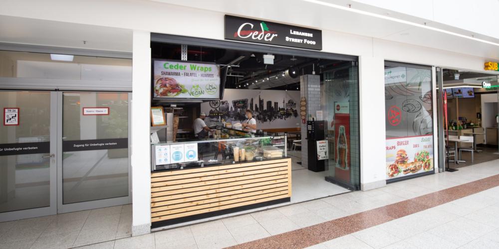 Ceder Lebanese Street Food