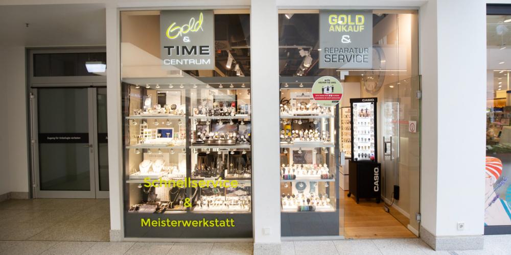 Gold & Time Centrum