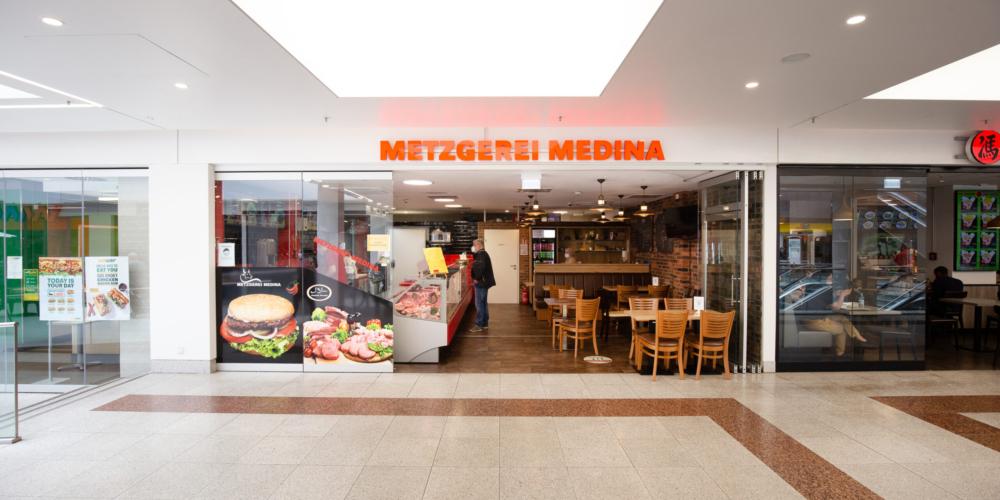 Metzgerei Medina
