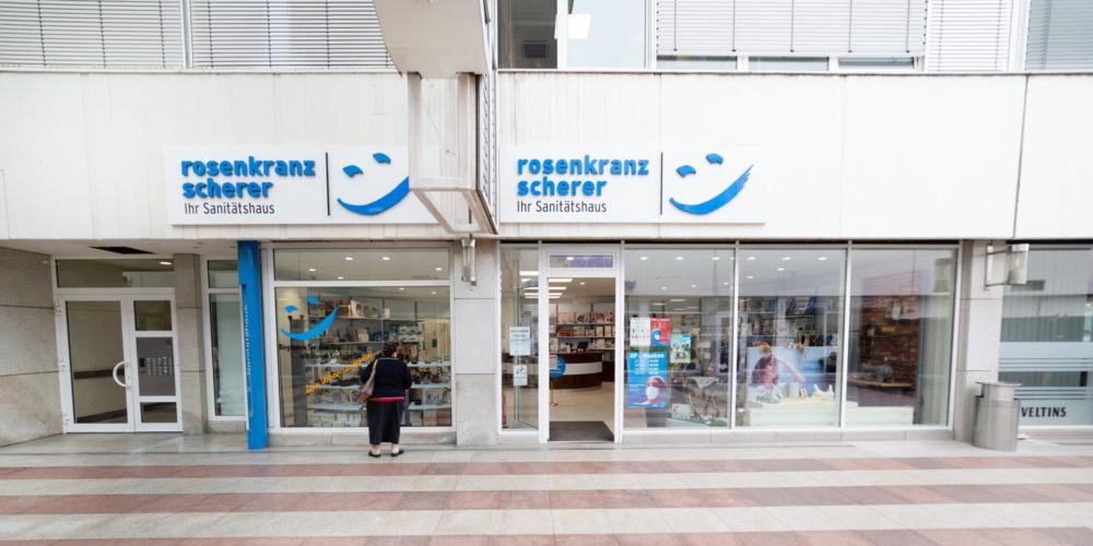 Sanitätshaus Rosenkranz Scherer