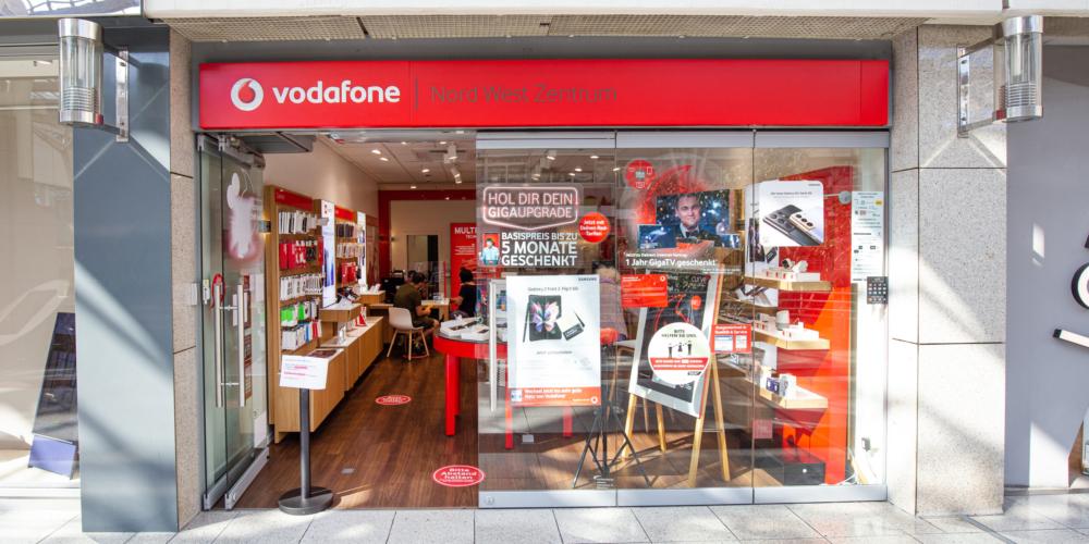 Vodafone D2